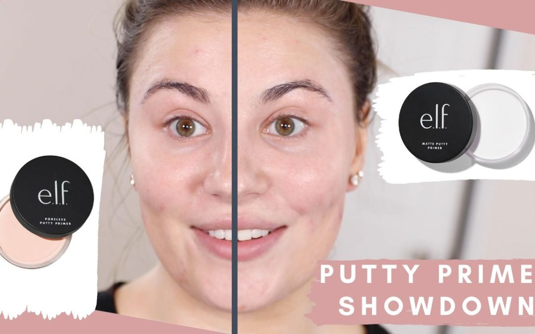 *NEW* ELF MATTE PUTTY PRIMER REVIEW