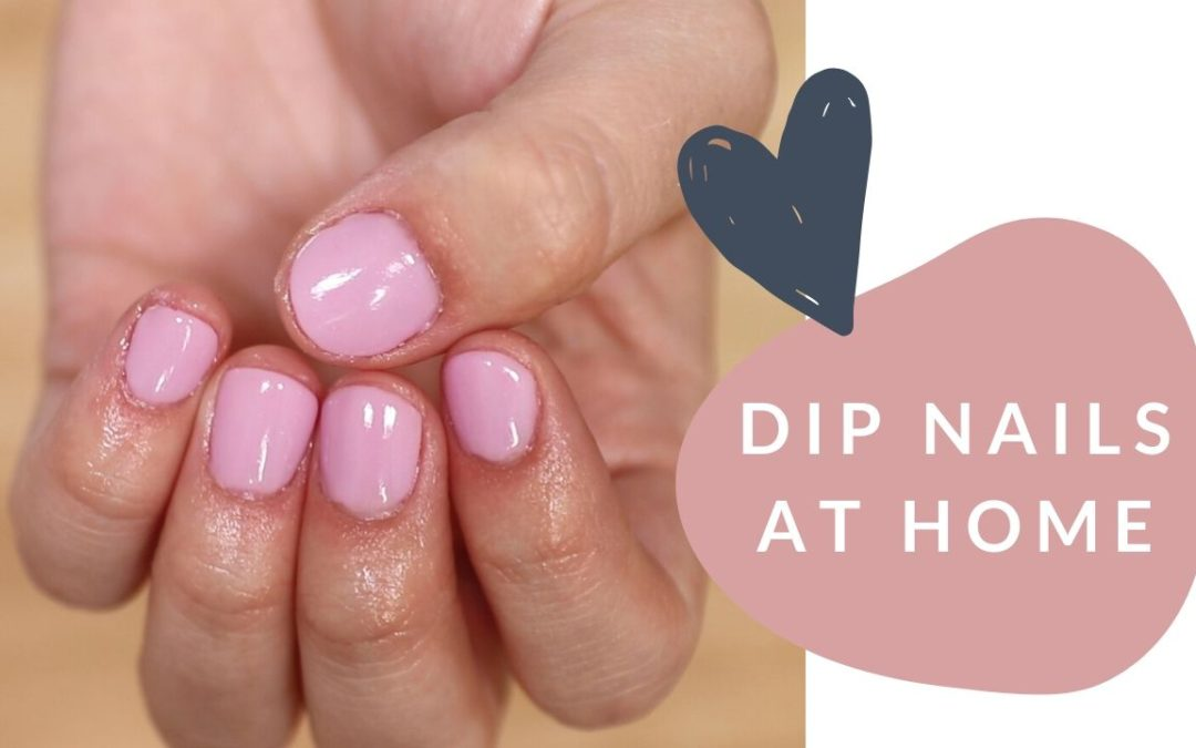 AMAZON DIP NAILS AT HOME | EASY & AFFORDABLE
