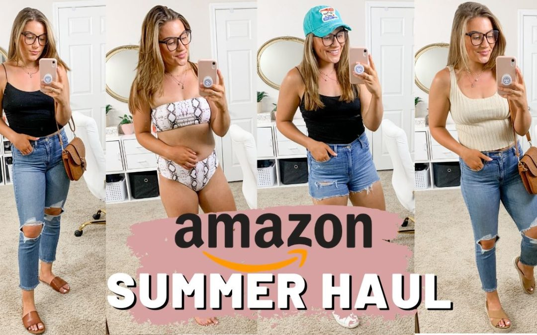 SUMMER AMAZON FASHION HAUL 2020